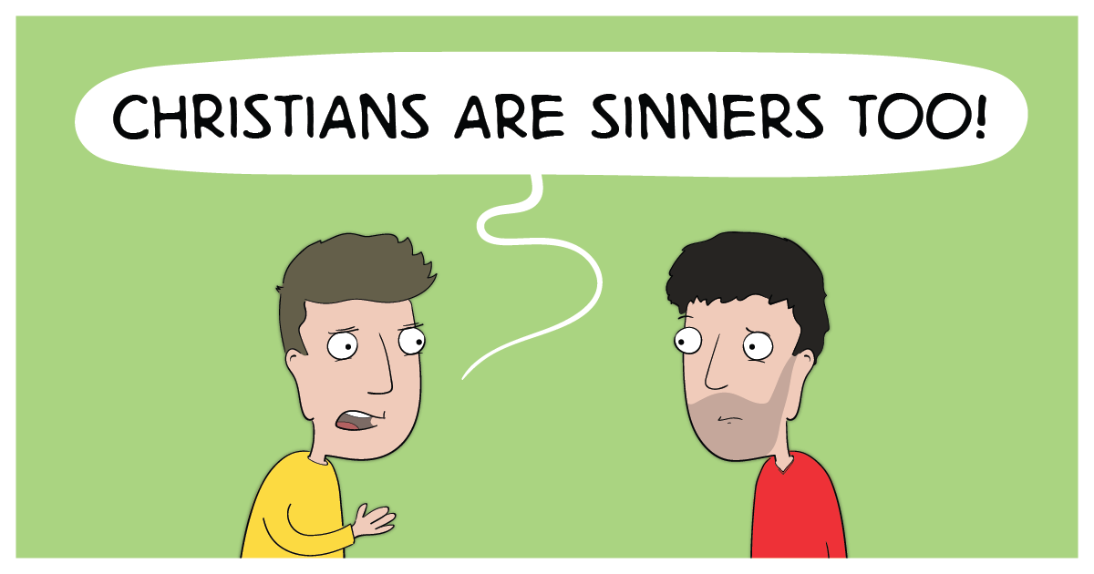sinners christianity and god God in christianity is the eternal being who created and preserves all things  and of their moral standing as sinners before god.