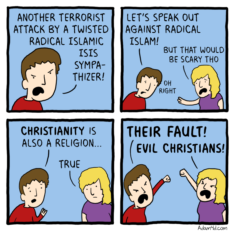ROFL! -radical Muslims