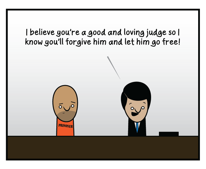 YOU'RE GOOD AND LOVING, AREN'T YOU JUDGE?
